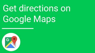 Get directions on Google Maps for Android Free HD Video