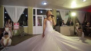 Танец на свадьбу. Сюрприз от невесты. Песня для мужа. Наргиз. Танец с детьми