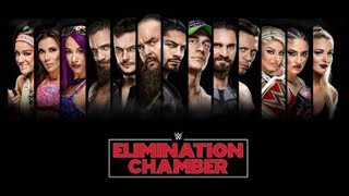 WWE Backstage [#296] - Elimination Chamber 2018!✔.