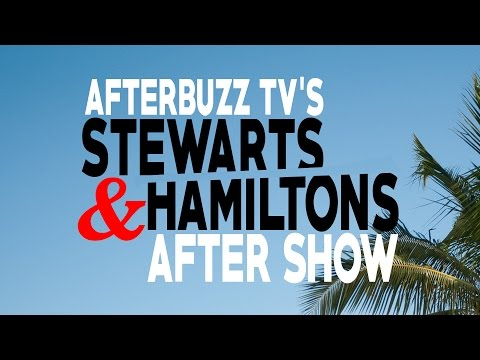 Stewarts & Hamiltons After Show | Sean Stewart and Ashley Hamilton Interview | AfterBuzz TV