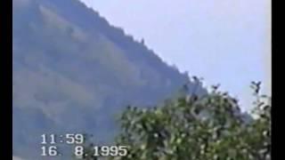 Kalesija 16.8.95 - snimak Visa