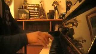Cats musical - The Rum Tum Tugger (piano)