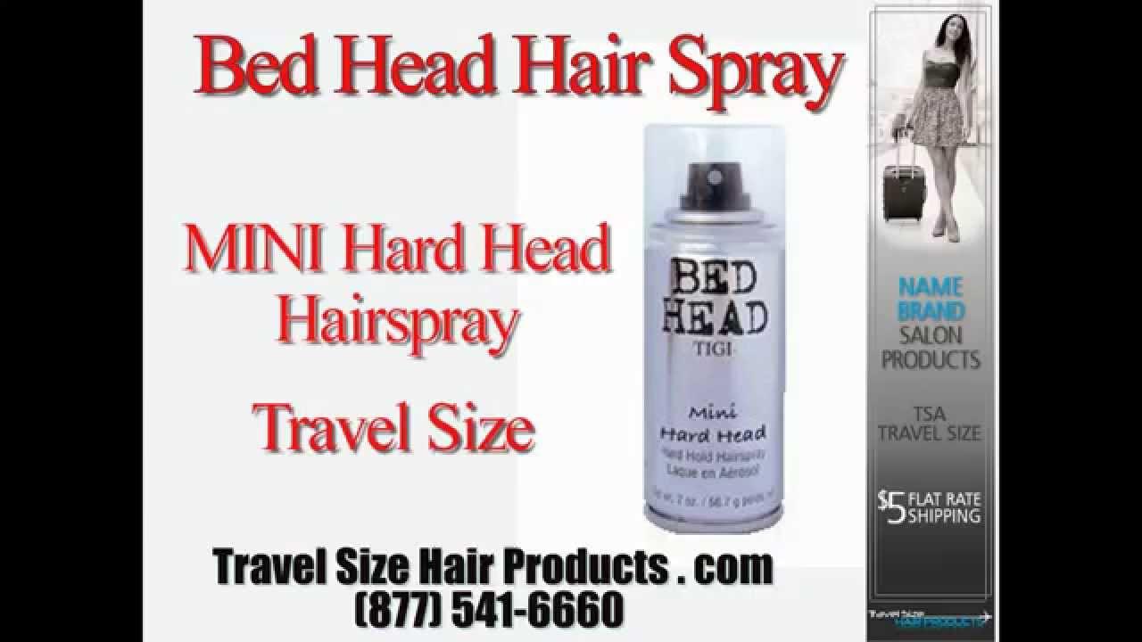 Hard Head Hair Spray Travel Size by TIGI