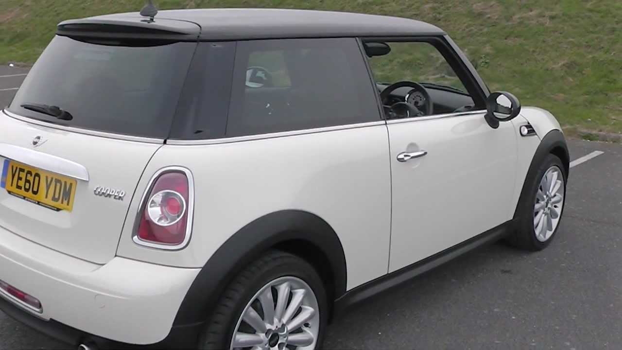 mini cooper chili pepper white youtube. Black Bedroom Furniture Sets. Home Design Ideas