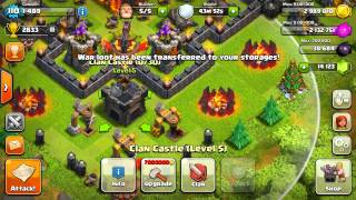 CLASH OF CLANS $2000 GEMMING TO MAX TOWN HALL 10 GEM SPREE MAX DRAGONS + FUNNY MOMENTS EP20