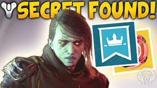Destiny 2: HUGE SECRET SOLVED & QUEST UPDATE! Oryx's Throne, Halo Easter Egg & Skip Raid Bosses