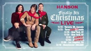 2017 Finally It 39 s Christmas Tour