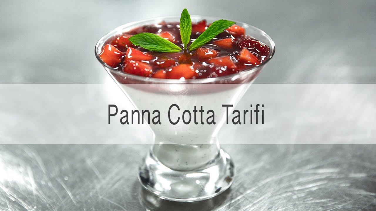 Panna Cotta Tarifi