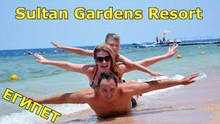 VLOG Отпуск Египет Султан Гарденс Резорт Шарм эль шейх Пляж SULTAN GARDENS RESORT 5 Отзывы 2019