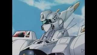 기동경찰 패트레이버 OVA 1990 OP.