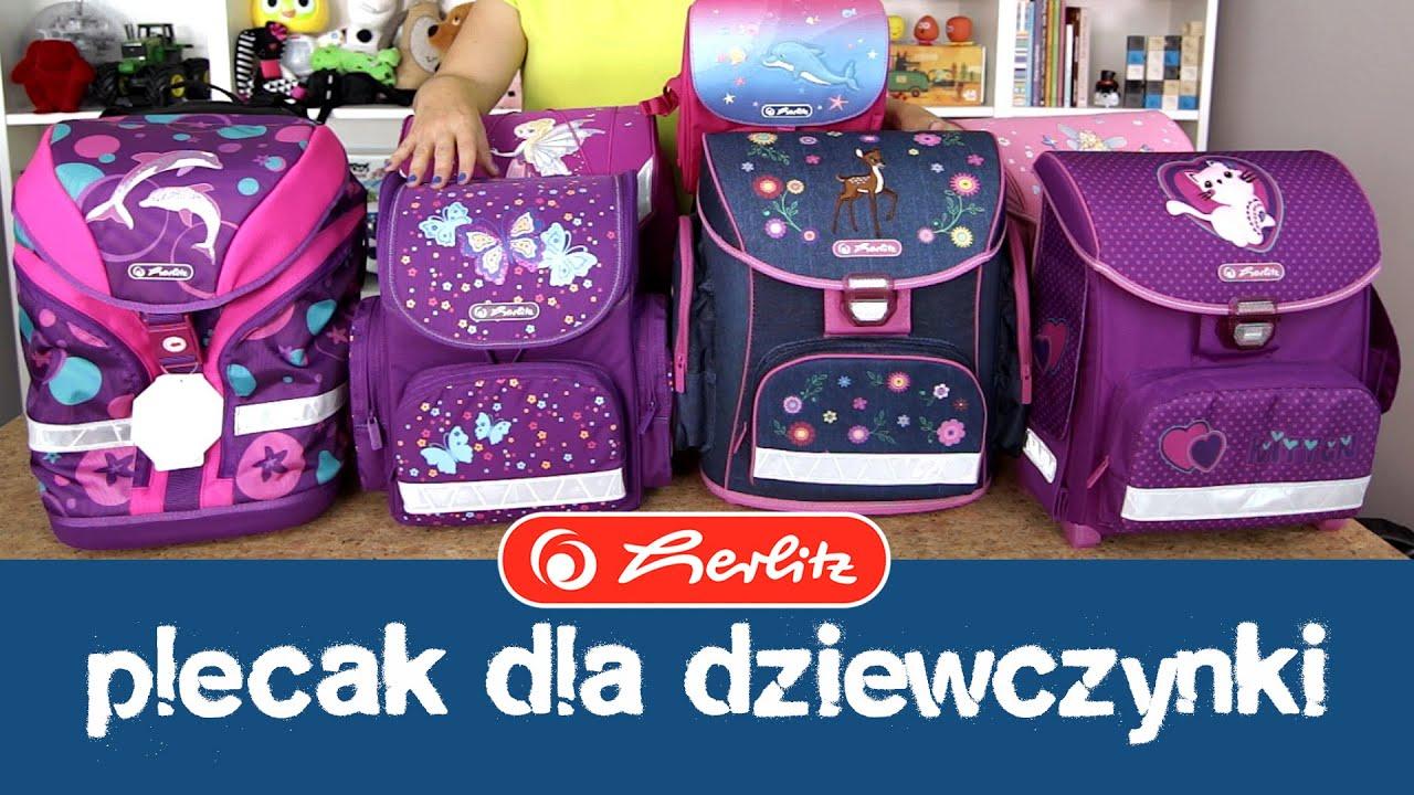 c37eccf7bea11 Plecaki i Tornistry do szkoły dla dziewczynki