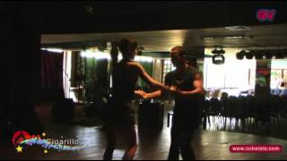 Merengue. The content of video-course Part 1.