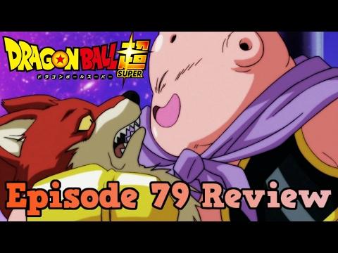 Dragon Ball Super Episode 79 Review Universe 9's Kicker Basil vs. Universe 7's Majin Buu