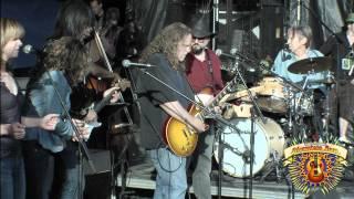 "Levon Helm Band (w/ Warren Haynes) - ""I Shall Be Released"" - Mountain Jam IV - 6/1/08"