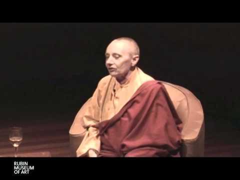 Jetsunma Tenzin Palmo on Chogyam Trungpa Rinpoche
