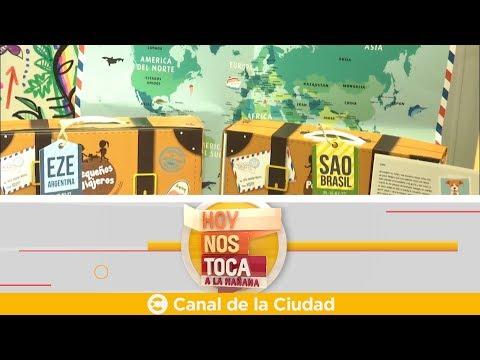 """<h3 class=""""list-group-item-title"""">Pequeños Viajeros: Aprender jugando - Hoy nos toca</h3>"""