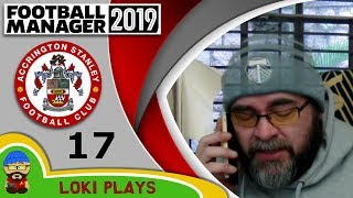 Football Manager 2019 - Episode 17 - A Left Foot - The Stanley Parable - FM19
