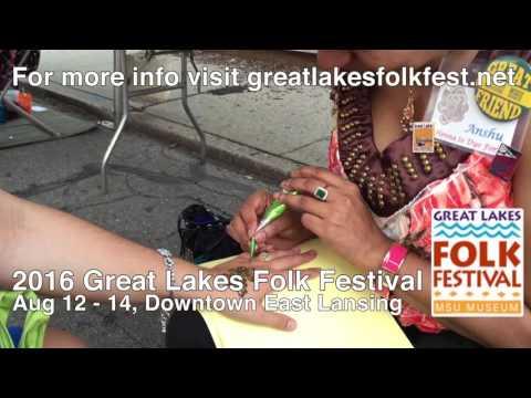 2016 Great Lakes Folk Festival