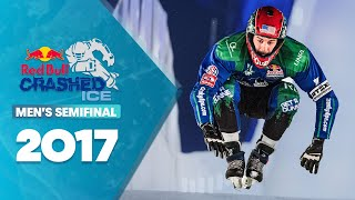 Crashed Ice Marseille: Men's Semifinal #1 | Red Bull Crashed Ice 2017