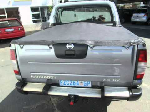 2004 NISSAN HARDBODY 2.4 Auto For Sale On Auto Trader South Africa