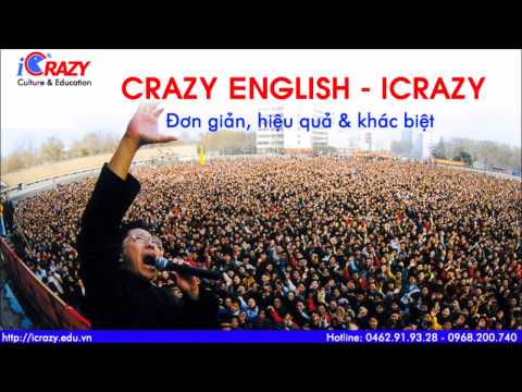 Crazy English - L9 Face problem and Challenges
