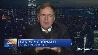 """McDonald: """"There's this bipartison effort in the United States to lay the hammer down"""" on China."""
