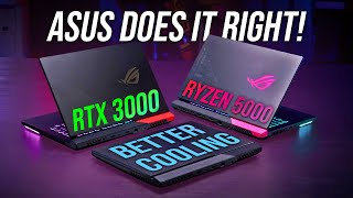 This Is Why ASUS Gaming Laptops Win CES 2021!