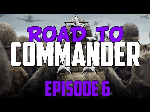 Call of Duty: WWII - Road to Commander - Episode 6! (COD WWI