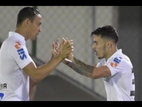 Botafogo 0 x 1 Santos, Melhores Momentos - Série A 14/09/2016