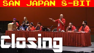 San Japan 8: Closing Ceremonies