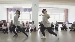 мастер класс от хореографов ученики обучение танцам в витебске хип хоп