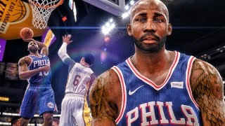 POSTERIZING DUNKS IN NBA DEBUT & TRADE REQUEST?! NBA Live 18 The One Career Gameplay