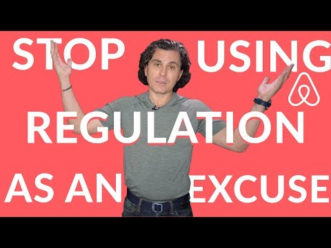 Stop Using Airbnb Regulation as an Excuse 👊 (Monday Motivation)