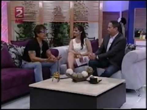 "David Rojas en Tu Casa TV ""La Llorona"""