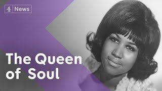 Aretha Franklin dies at the age of 76.