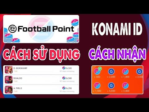 eFootball Point: Cách nhận + cách sử dụng