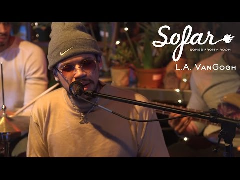 L.A. VanGogh - Changed My Number pt.2 | Sofar Chicago