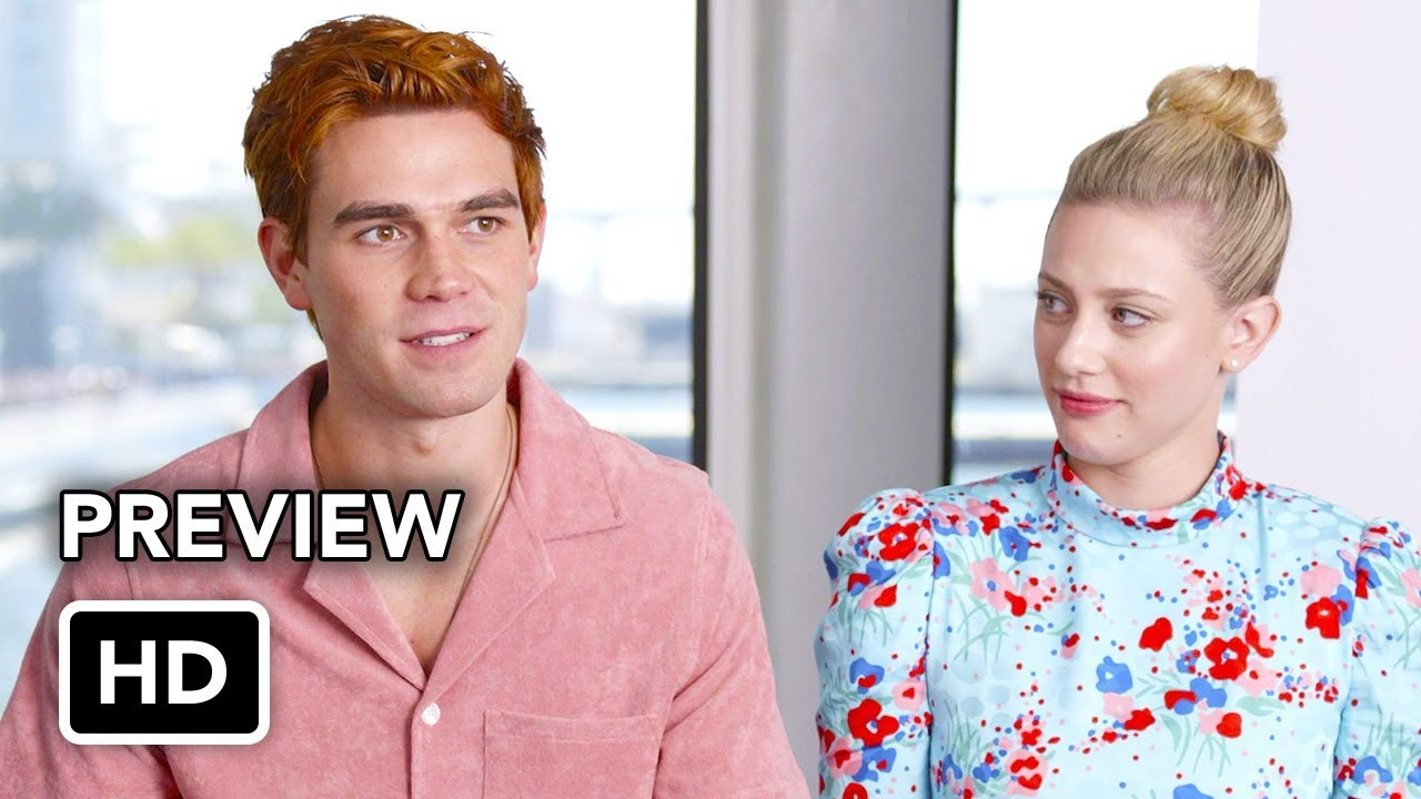 Riverdale Season 4 Inside Preview (HD)