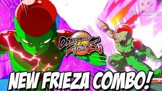 AMAZING NEW FRIEZA COMBO! - Dragon Ball FighterZ: Goku Black, Frieza & Kid Buu Gameplay