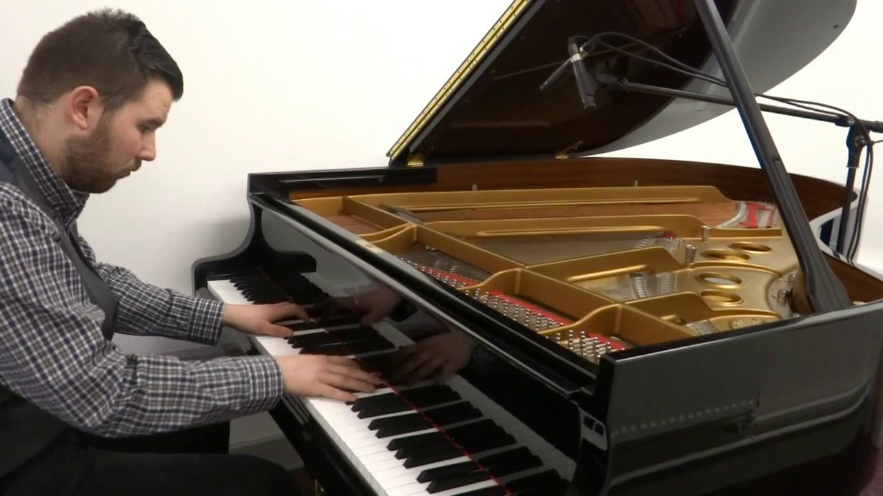 Farther Along (Piano) : Jonathan Hallyburton