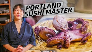 How Master Sushi Chef Kate Koo Charted Her Own Sushi Path - Omakase