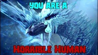 Monster Hunter Players Are Selfish [ Meme ] | MHW Iceborne