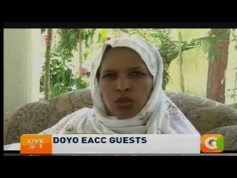 Drama as EACC detectives ransack Governor Doyo's home