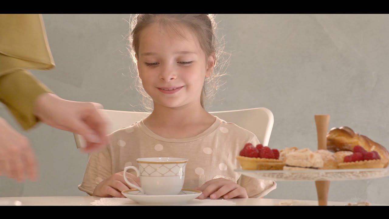 Новый рекламный ролик чая WILLIAMS