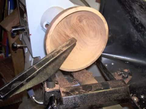 The Lathe - Bowl Turning - YouTube
