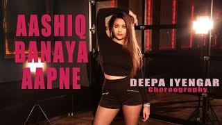 Aashiq Banaya Aapne - Hate Story IV | Bollywood Heels Choreography - Deepa Iyengar
