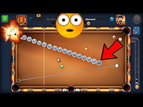 Amazing 8 ball pool trick shots mr miss vs giovanni xd - Awesome swimming pool trick shots ...