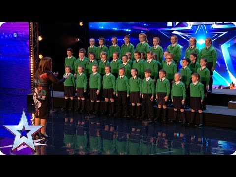 Preview: St. Patrick's Junior Choir are pitch perfect | Britain's Got Talent 2017