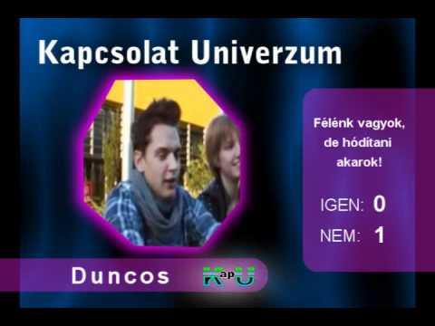 Balu - Kapcsolat Univerzum - Félénk vagyok, de hódítani akarok