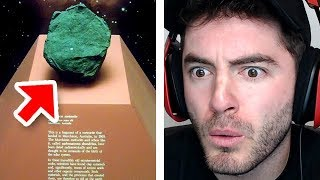 THE OLDEST ROCK OF ALL TIME (Interesting As Fork #1)